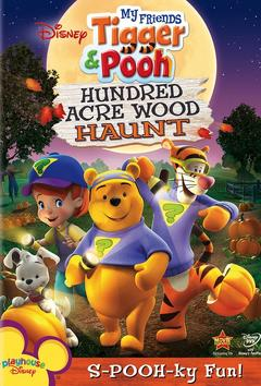 Best Family Movies of 2008 : My Friends Tigger & Pooh: Hundred Acre Wood Haunt