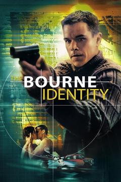 Best Thriller Movies of 2002 : The Bourne Identity