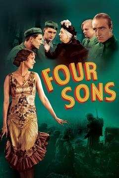 Best War Movies of 1928 : Four Sons