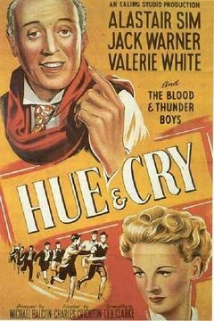 Best Adventure Movies of 1947 : Hue and Cry