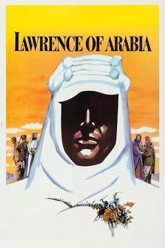 Best Drama Movies of 1962 : Lawrence of Arabia