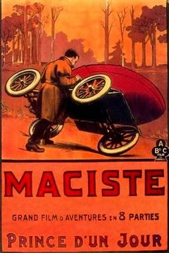 Best Action Movies of 1915 : Maciste