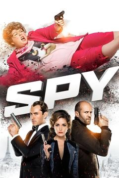 Best Crime Movies of 2015 : Spy
