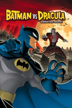 Best Animation Movies of 2005 : The Batman vs. Dracula
