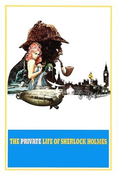 Best Comedy Movies of 1970 : The Private Life of Sherlock Holmes