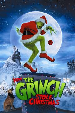Best Fantasy Movies of 2000 : How the Grinch Stole Christmas
