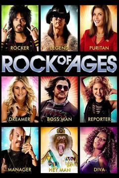Best Music Movies of 2012 : Rock of Ages
