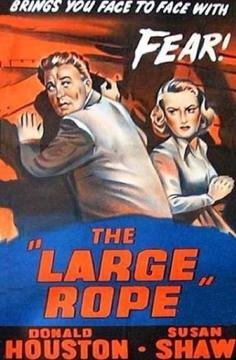 Best Mystery Movies of 1953 : The Large Rope