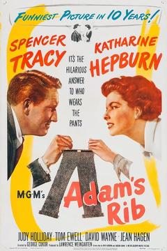 Best Romance Movies of 1949 : Adam's Rib