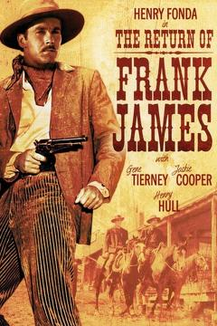 Best Action Movies of 1940 : The Return of Frank James