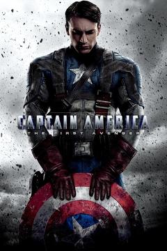 Best Science Fiction Movies of 2011 : Captain America: The First Avenger