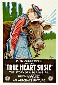 Best Romance Movies of 1919 : True Heart Susie