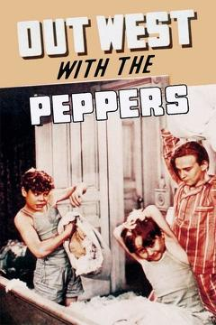 Best Family Movies of 1940 : Out West with the Peppers