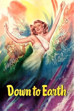 Best Fantasy Movies of 1947 : Down to Earth