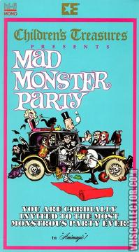 Best Fantasy Movies of 1967 : Mad Monster Party?
