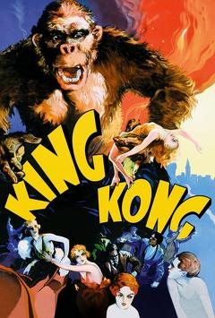 Best Horror Movies of 1933 : King Kong
