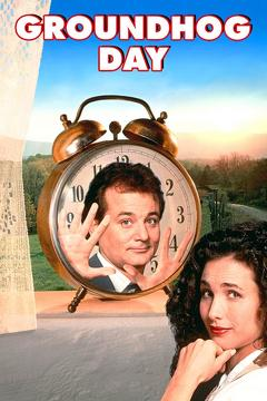 Best Comedy Movies of 1993 : Groundhog Day