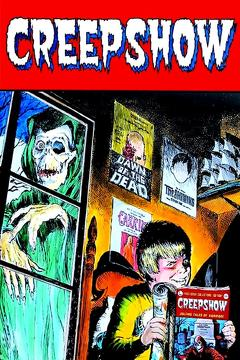 Best Horror Movies of 1982 : Creepshow