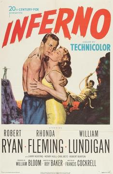 Best Thriller Movies of 1953 : Inferno