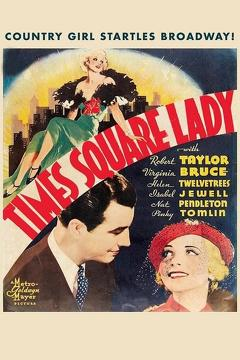 Best Music Movies of 1935 : Times Square Lady