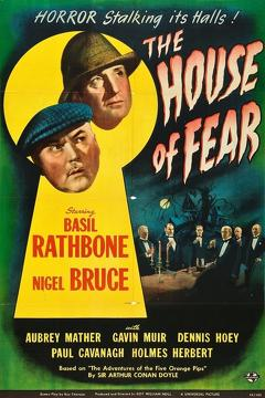 Best Mystery Movies of 1945 : The House of Fear