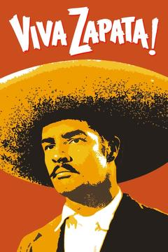 Best Western Movies of 1952 : Viva Zapata!