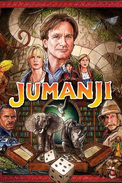 Best Adventure Movies of 1995 : Jumanji