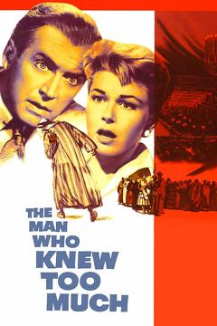 Best Crime Movies of 1956 : The Man Who Knew Too Much