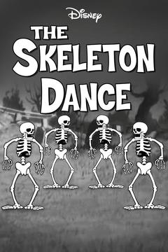 Best Music Movies of 1929 : The Skeleton Dance