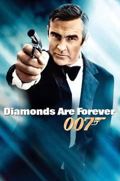 Best Adventure Movies of 1971 : Diamonds Are Forever