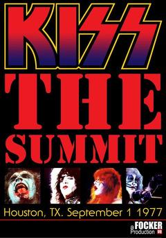 Best Music Movies of 1977 : Kiss: Live at The Summit