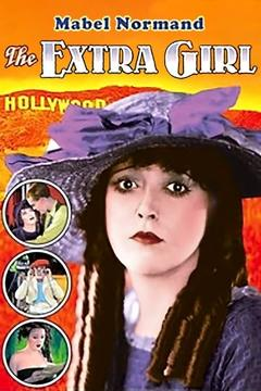 Best Comedy Movies of 1923 : The Extra Girl
