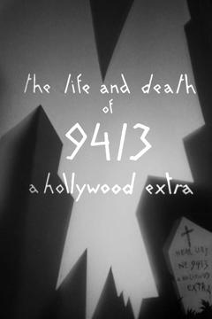 Best Comedy Movies of 1928 : The Life and Death of 9413, a Hollywood Extra