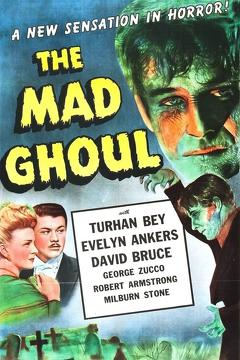 Best Science Fiction Movies of 1943 : The Mad Ghoul