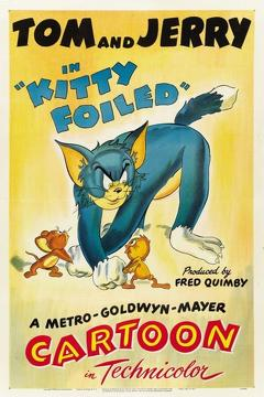 Best Animation Movies of 1948 : Kitty Foiled