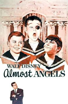 Best Family Movies of 1962 : Almost Angels