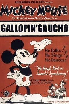 Best Western Movies of 1928 : The Gallopin' Gaucho