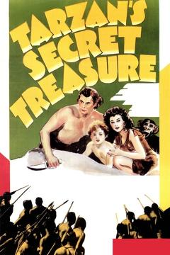 Best Adventure Movies of 1941 : Tarzan's Secret Treasure