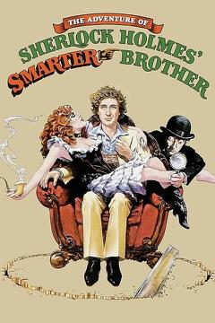 Best Crime Movies of 1975 : The Adventure of Sherlock Holmes' Smarter Brother