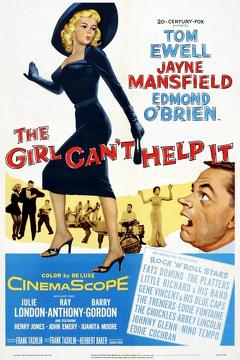 Best Music Movies of 1956 : The Girl Can't Help It
