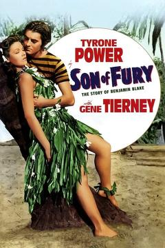 Best Action Movies of 1942 : Son of Fury: The Story of Benjamin Blake