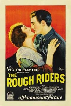Best War Movies of 1927 : The Rough Riders