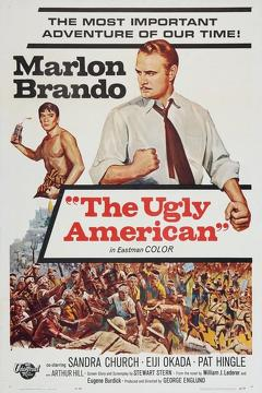 Best Thriller Movies of 1963 : The Ugly American