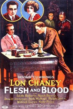 Best Crime Movies of 1922 : Flesh and Blood