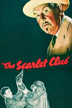 Best Mystery Movies of 1945 : The Scarlet Clue