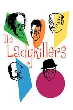 Best Comedy Movies of 1955 : The Ladykillers