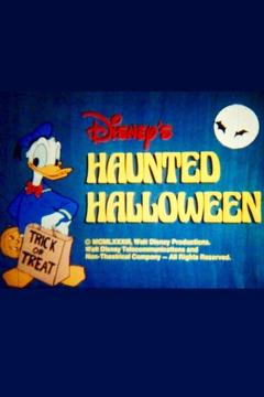 Best Animation Movies of 1983 : Disney's Haunted Halloween
