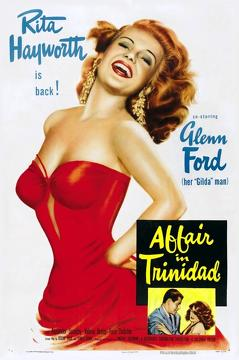 Best Mystery Movies of 1952 : Affair in Trinidad