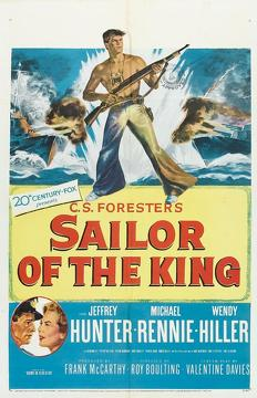 Best Action Movies of 1953 : Sailor of the King