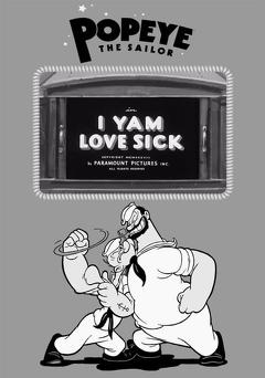 Best Animation Movies of 1938 : I Yam Love Sick